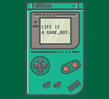 Life is a game, boy. T-Shirt