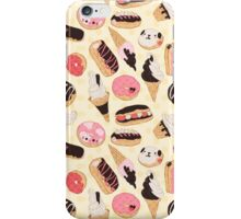 Sweets Pattern iPhone Case/Skin