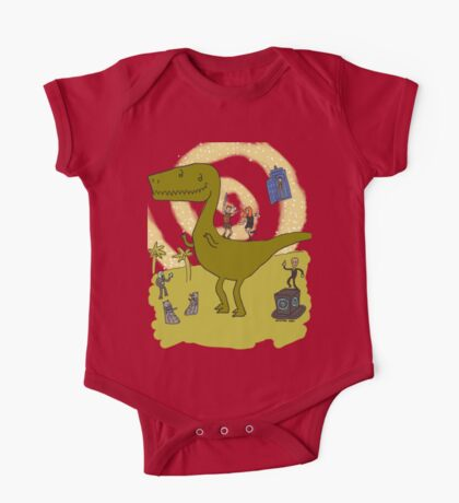 Party with the Ponds t-shirt One Piece - Short Sleeve