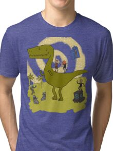 Party with the Ponds t-shirt Tri-blend T-Shirt