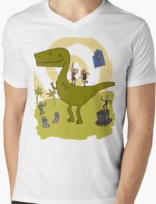 Party with the Ponds t-shirt Mens V-Neck T-Shirt
