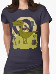 Party with the Ponds t-shirt Womens Fitted T-Shirt