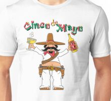 Cinco de Mayo Drinking Unisex T-Shirt