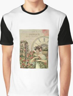 Old french poster Graphic T-Shirt