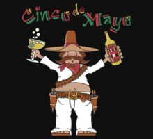 Cinco de Mayo Drinking by HolidayT-Shirts