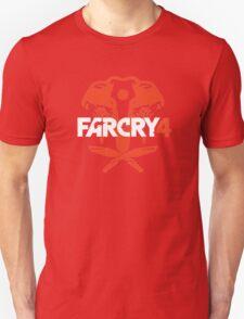 FarCry 4 - White Logo T-Shirt