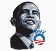 OBAMA 2012 by BAKERBOYTEEZ