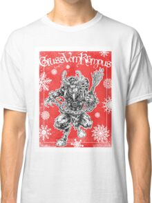Greetings From Krampus Classic T-Shirt