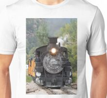 Durango & Silverton Historic Train Unisex T-Shirt