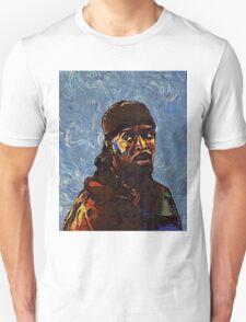 Omar Little by VanGogh - www.art-customized.com Unisex T-Shirt