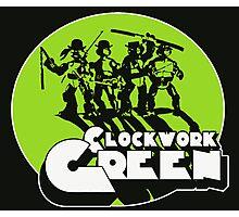 A Clockwork Green Photographic Print