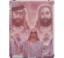 Jesus With Out The Brand iPad Case/Skin
