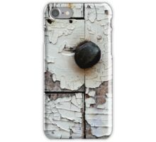 """""""Closed Tradition"""" iPhone Case/Skin"""