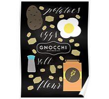Gnantastic Gnocchi! Poster