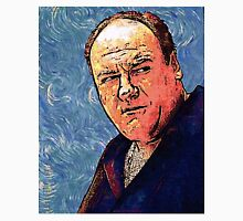 Tony Soprano by VanGogh - www.art-customized.com Unisex T-Shirt