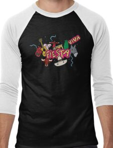 Cinco de Mayo Fiesta Men's Baseball ¾ T-Shirt