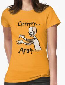 Joss Attack Womens Fitted T-Shirt