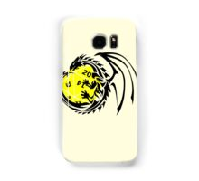 Dungeons and Dragons - Black and Yellow! Samsung Galaxy Case/Skin