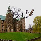 Rosenborg Castle by PorcelainPoet