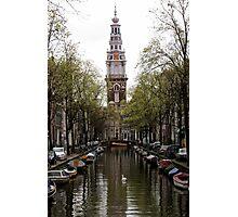 Amsterdam Photographic Print