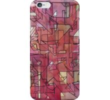 Raspberries (Archigraph series #3) iPhone Case/Skin