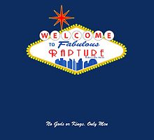 Welcome To Rapture - (iPad) by Adam Angold