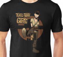 Fuel Tank Girl Unisex T-Shirt