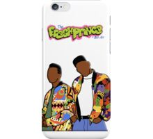 Fresh Prince Iphone Case iPhone Case/Skin