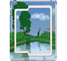 The Tortoise and The Hare iPad Case/Skin