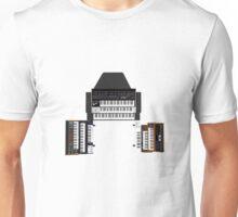 Vintage Synthesizers / Keyboards Unisex T-Shirt