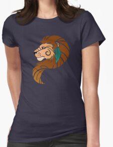 Spirit Animal: Lion Womens Fitted T-Shirt