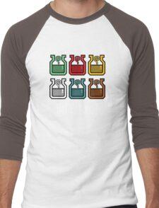 Got MH Potions? Men's Baseball ¾ T-Shirt
