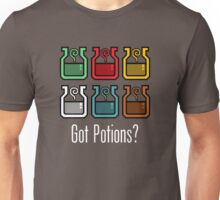 Got MH Potions? Unisex T-Shirt