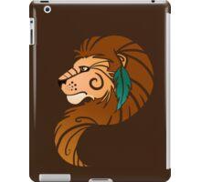 Spirit Animal: Lion iPad Case/Skin