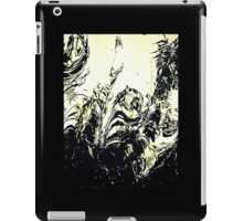 Monster In The Mirror iPad Case/Skin