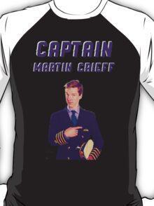 Captain Martin Crieff T-Shirt