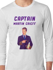 Captain Martin Crieff Long Sleeve T-Shirt