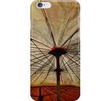 Parasoles iPhone Case/Skin