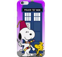 Snoopy before christmas iPhone Case/Skin