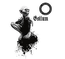 Gollum the fisher king  Photographic Print