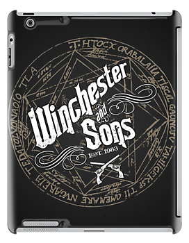 Winchester &amp; Sons (Sigil) by mannypdesign