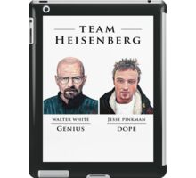 Team Heisenberg iPad Case/Skin
