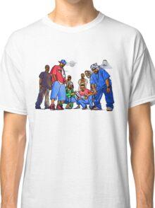 Wu-Tang Nine - www.art-customized.com Classic T-Shirt