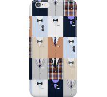 Seven Shades of GQ Darren iPhone Case/Skin