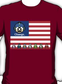 Mega Man: Change T-Shirt