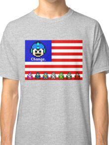 Mega Man: Change Classic T-Shirt