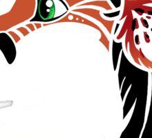 Spirit Animal: Red Fox Sticker