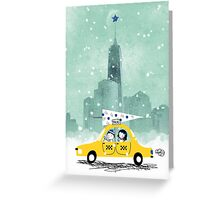 A New York Christmas Greeting Card