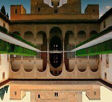 Palacio Nazaries by OilPrints
