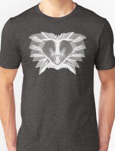 The Lion (White) Unisex T-Shirt